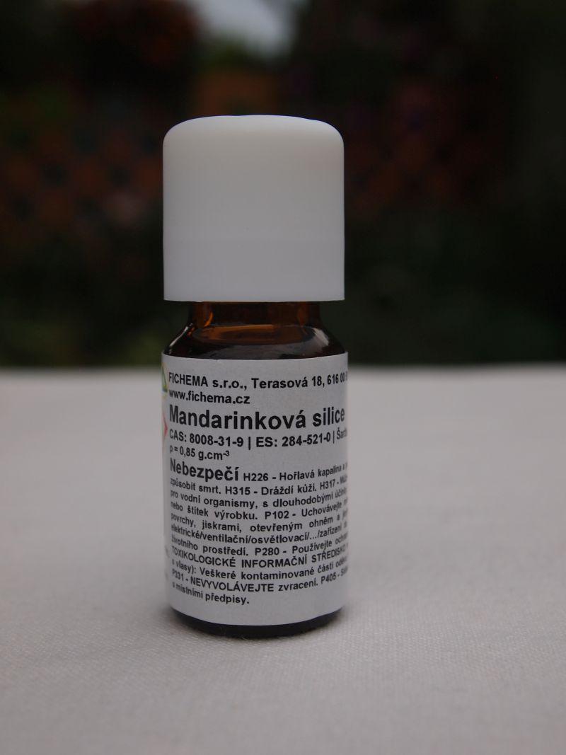 Mandarinková silice, 10 ml