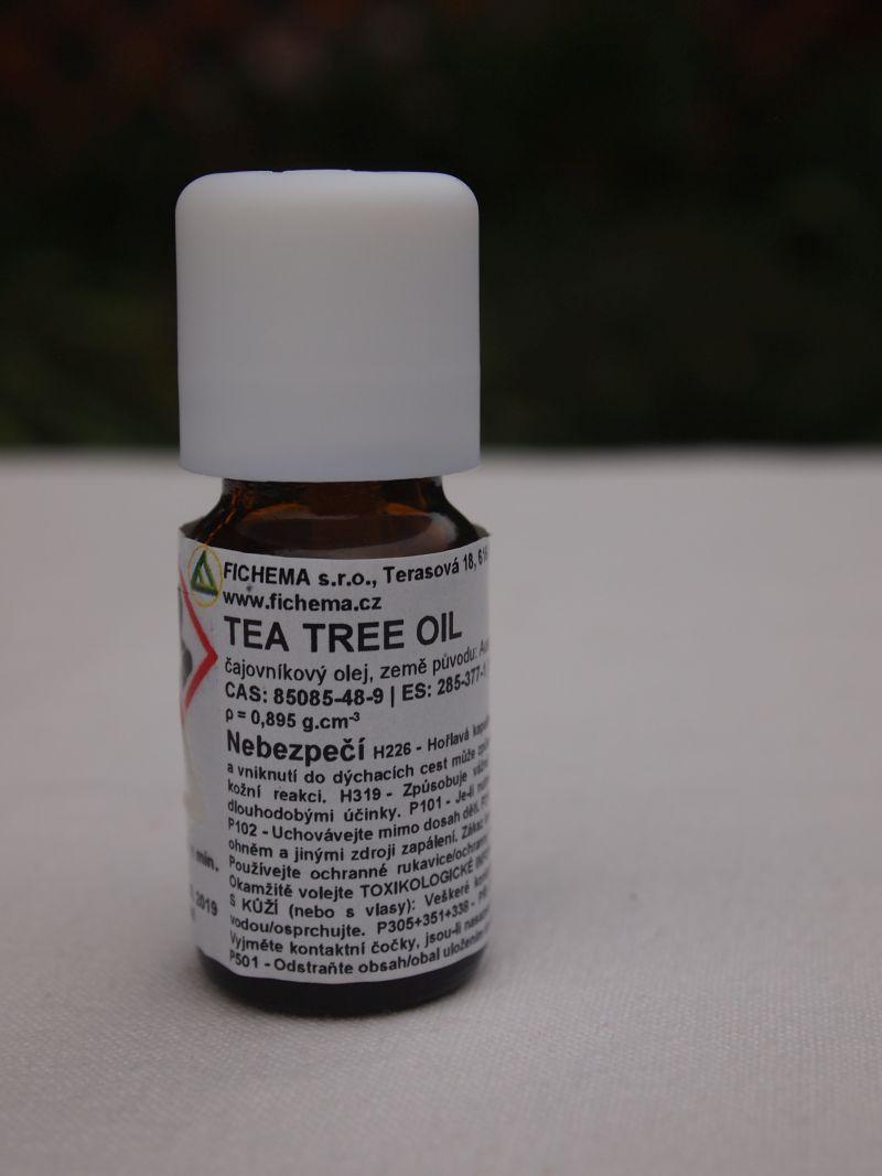 Tea Tree oil 100% čistý čajovníkový olej 10 ml