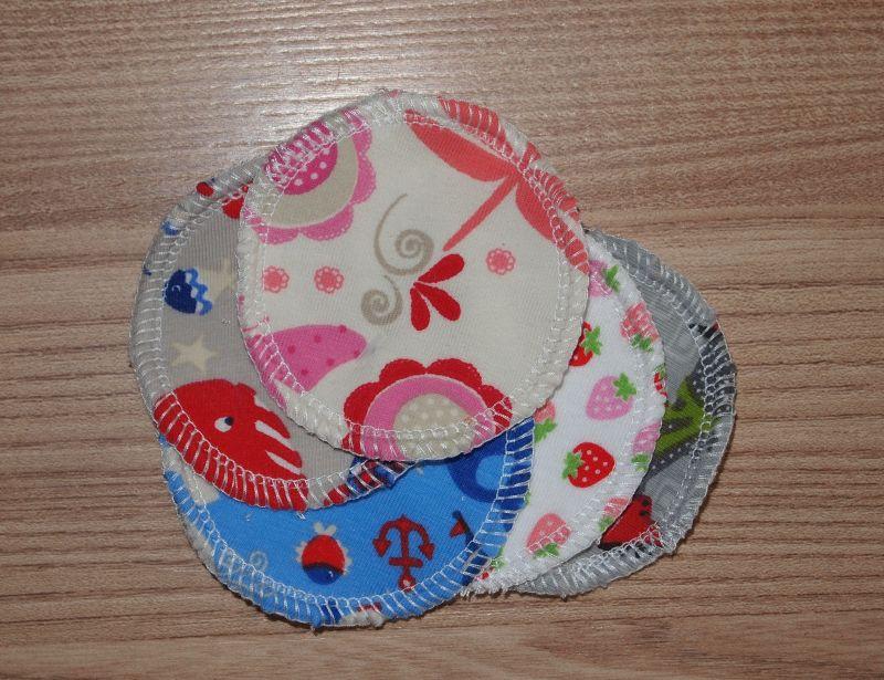 Odličovací tampony Lillybe 5 ks (Jemné, savé odličovací kosmetické ubrousky)