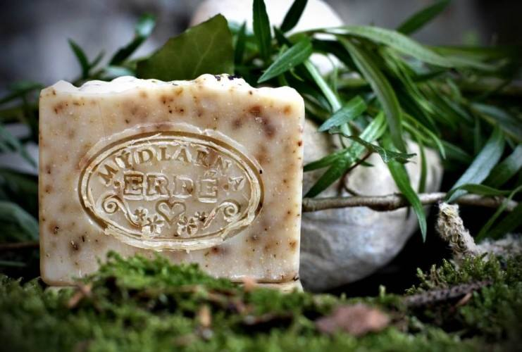 Intimní mýdlo (Mýdlo - ERDÉ)