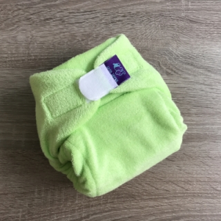 Kalhotová plena Bambi Roxy BAMBI SOFT STRETCH na SZ - Light Green